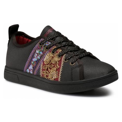Sneakersy DESIGUAL - 20WSKA01 2000