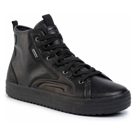 Sneakersy GEOX - U Kelthor B Abx A U948GA 043ME C9999 Black