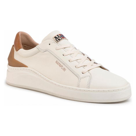Sneakersy NAPAPIJRI - Drip NP0A4ERG White/Biscuit 03E