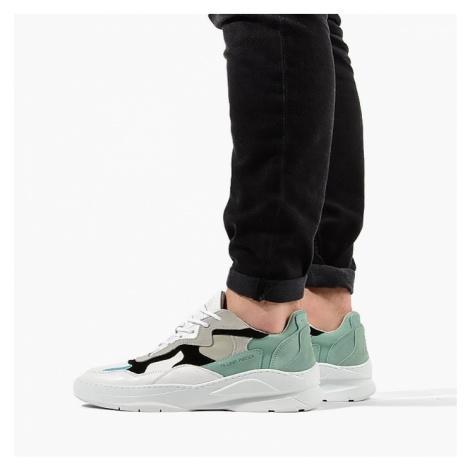 Buty męskie sneakersy Filling Pieces Low Fade Cosmo Infinity Mint 37625881940PMZ