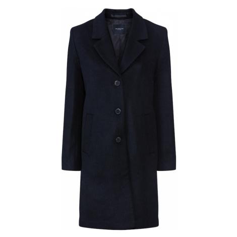 SELECTED FEMME Płaszcz przejściowy czarny