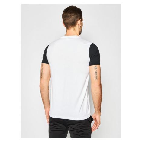 Puma T-Shirt 596465 Biały Regular Fit