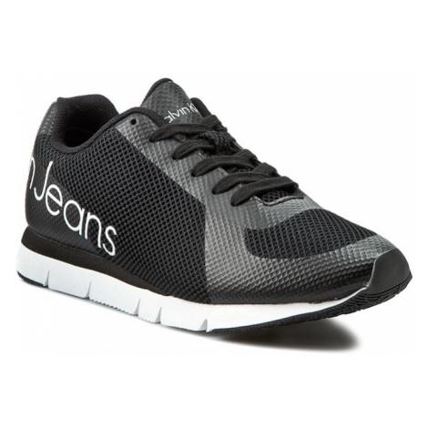 Sneakersy CALVIN KLEIN JEANS - Jack SE8526 Black