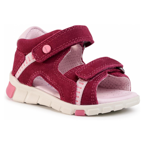 Sandały ECCO - Mini Stride Sandal 76110105293 Red Plum