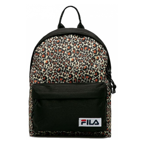 plecak Fila Malmo Mini - Allover Leo/Black