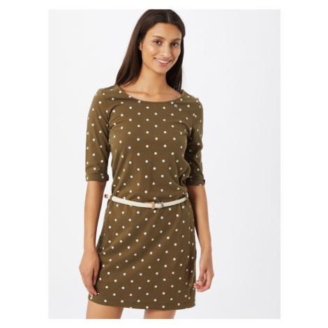 Ragwear Sukienka 'Tamy' oliwkowy