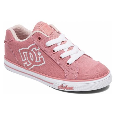 dziecięce buty DC Chelsea TX - BSH/Blush