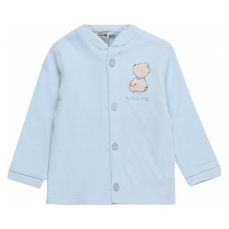JACKY Bluza rozpinana jasnoniebieski