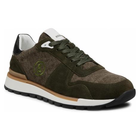 Sneakersy BOGNER - New Livigno 1 B 12120741028 Olive 028