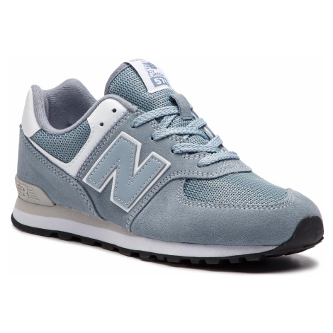 Sneakersy NEW BALANCE - GC574EY Szary
