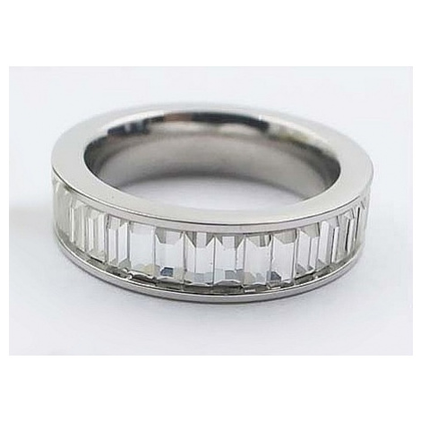 pierścionek 316L 3PR10742 - Silver