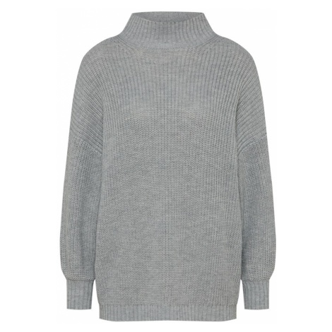 ONLY Sweter oversize szary