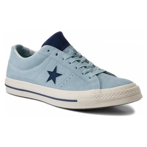 Tenisówki CONVERSE - One Star Ox 160585C Ocean Bliss/Navy/Egret