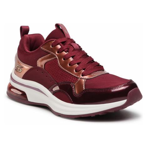 Sneakersy SKECHERS - BOBS SPORT Pulse Air 117012/BURG Burgundy