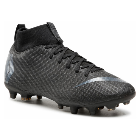 Buty NIKE - Jr Superfly 6 Academy Gs AH7337 001 Black/Black