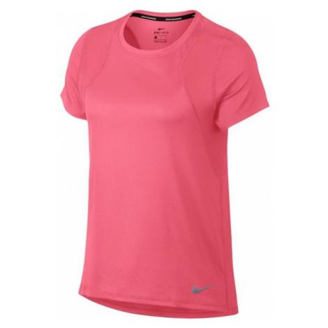 Nike TOP SS RUN - Koszulka do biegania damska