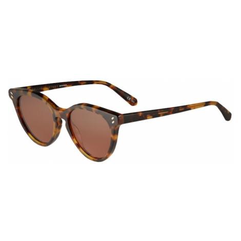 Stella McCartney Okulary przeciwsłoneczne brązowy