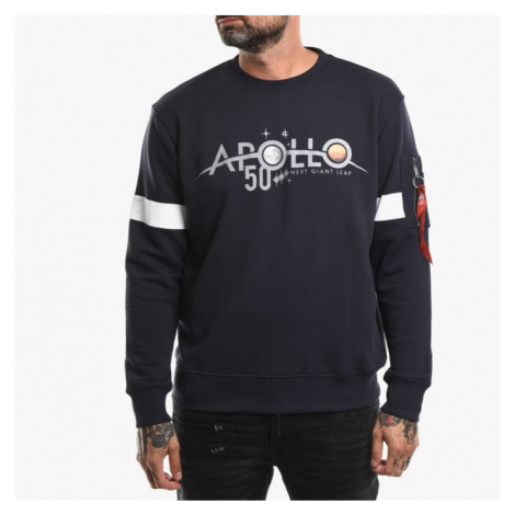 Bluza męska Alpha Industries Apollo 50 Reflective Sweater 198365 07
