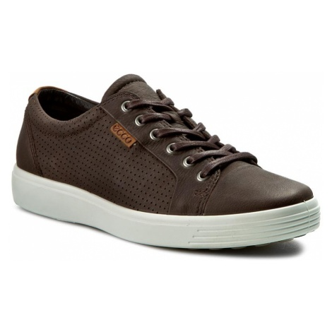 Półbuty ECCO - Soft 7 Men's 43010402072 Coffee