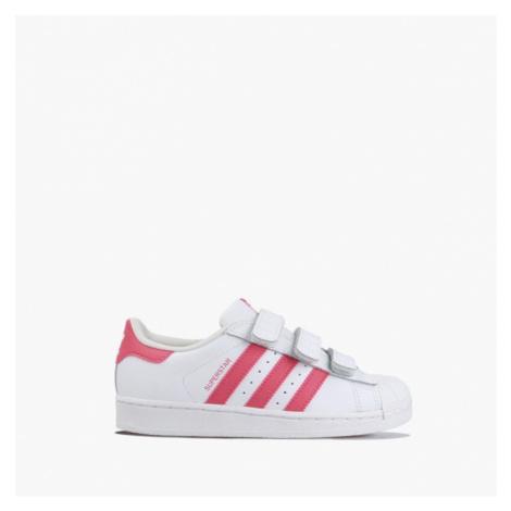 Buty dziecięce sneakersy adidas Originals Superstar CF CG6621