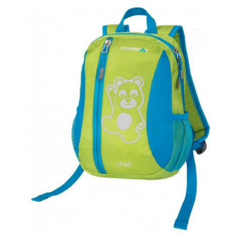 Crossroad CHILL 7 zielony NS - Plecak dziecięcy