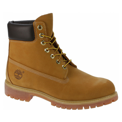 buty Timberland Icon 6 Premium Boot - 10061/Wheat Nubuck