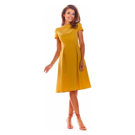 Women's dress  Awama A282