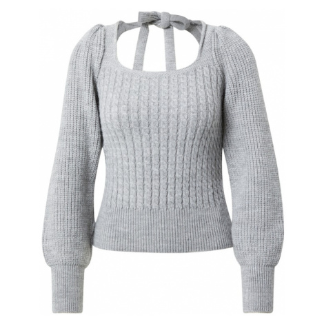 River Island Sweter 'Rose' szary