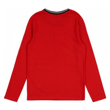 S.Oliver Junior Koszulka czerwony / czarny
