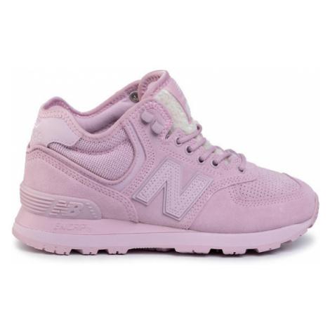 New Balance Sneakersy WH574BF Różowy