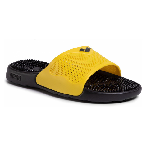 Klapki ARENA - Marco 80635 44 Black/Yellow