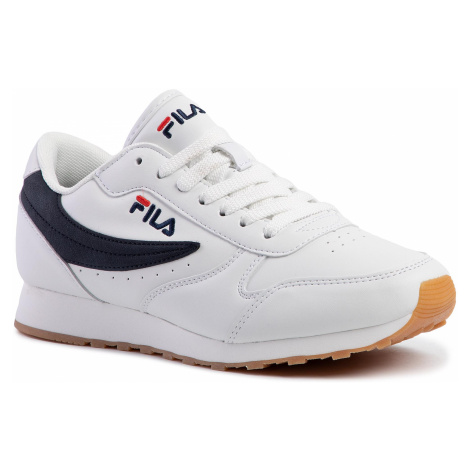 Sneakersy FILA - Orbit Low 1010263.98F White/Dress Blue
