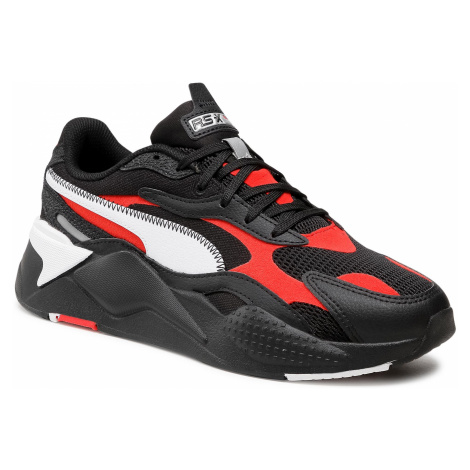 Sneakersy PUMA - Rs-X³ 374991 01 Puma Black/Poppy Red