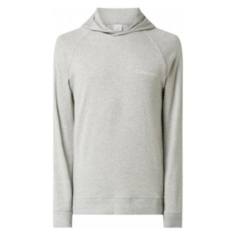 Bluza dresowa z dodatkiem modalu Calvin Klein