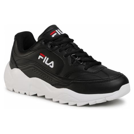 Sneakersy FILA - Overtake 1010928.25Y Black