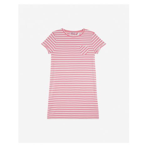 O'Neill Lola Sukienka dziecięca Różowy Beżowy