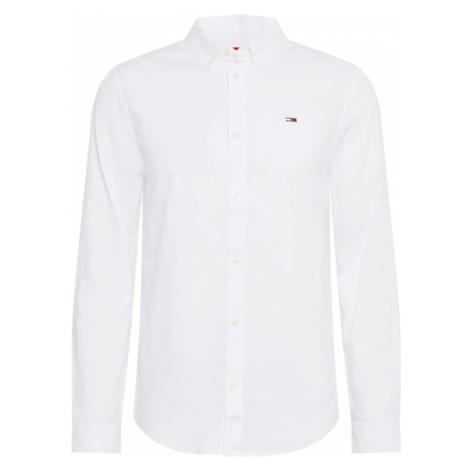 Tommy Jeans Koszula biały Tommy Hilfiger