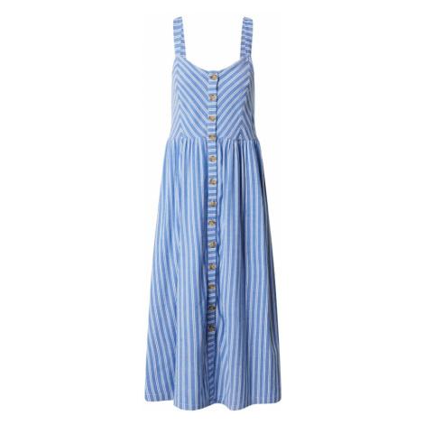 B.young Sukienka 'BYJOANNA' biały / niebieski