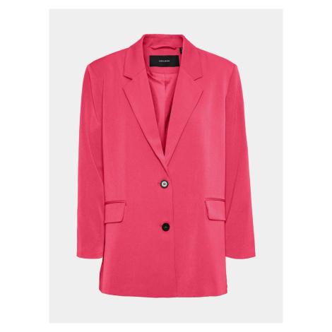Vero Moda różowy oversize żakiet
