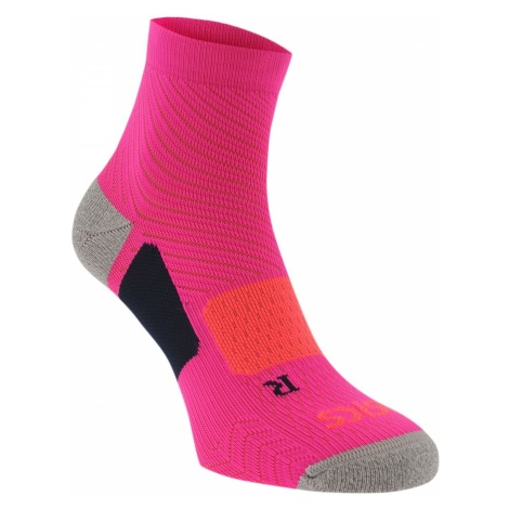 Asics Run QTR Stability Running Socks