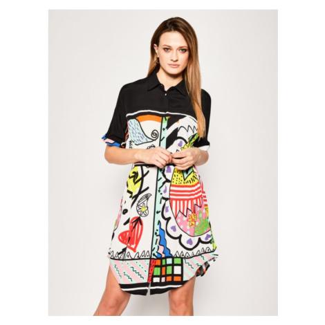 Sukienka koszulowa Desigual