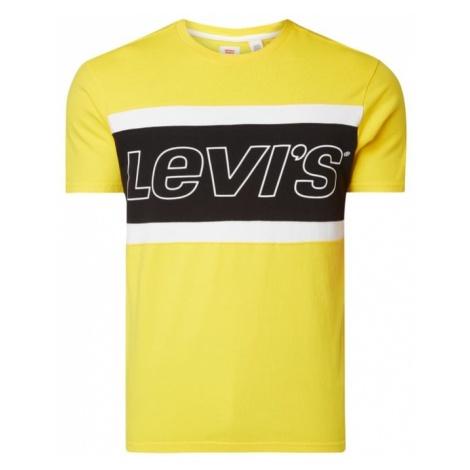 T-shirt z nadrukiem z logo Levi´s