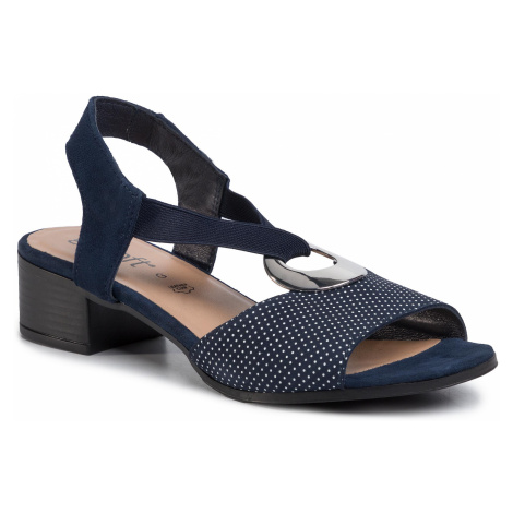 Sandały GO SOFT - EST-RED-03 Cobalt Blue