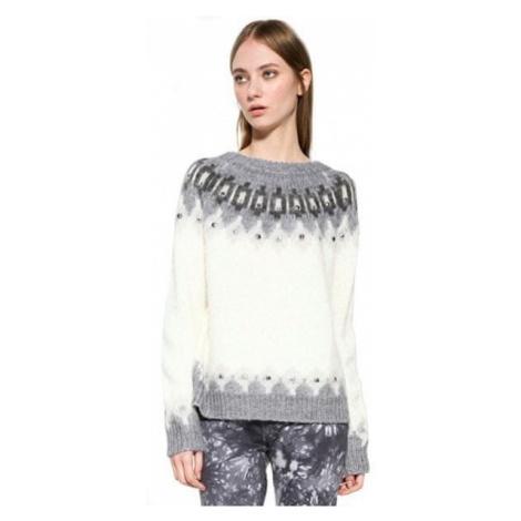 Desigual Panie sweter jers Alberta 17WWJF96 2038