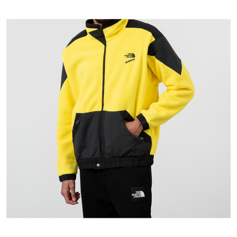 The North Face 92 Extreme Fleece Fullzip Jacket Lemon Combo