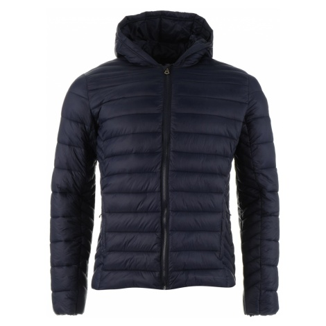 SoulCal Micro Hooded Bubble Jacket Mens Soulcal & Co