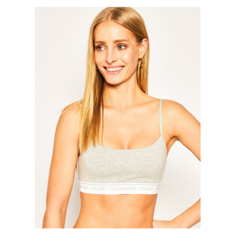 Calvin Klein Underwear Biustonosz top 000QF5727E Szary