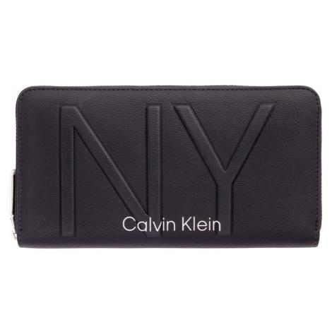 Calvin Klein Portmonetka czarny