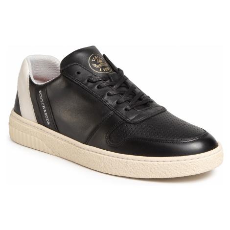 Sneakersy SCOTCH & SODA - Brilliant 20831641 Black S00