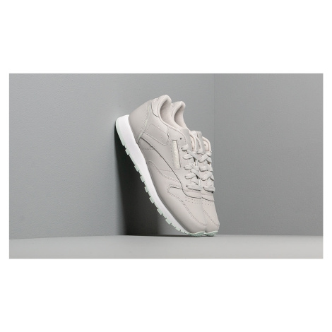 Reebok Classic Leather Skull Grey/ Emerald/ White